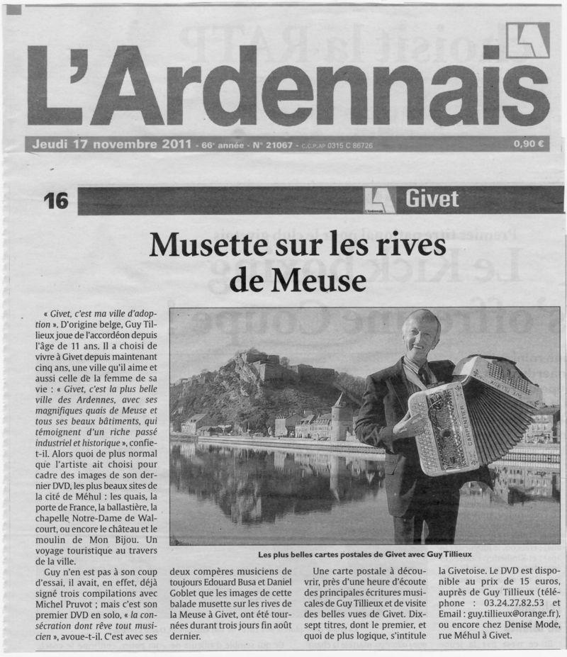 L'ARDENNAIS 17-11-11.