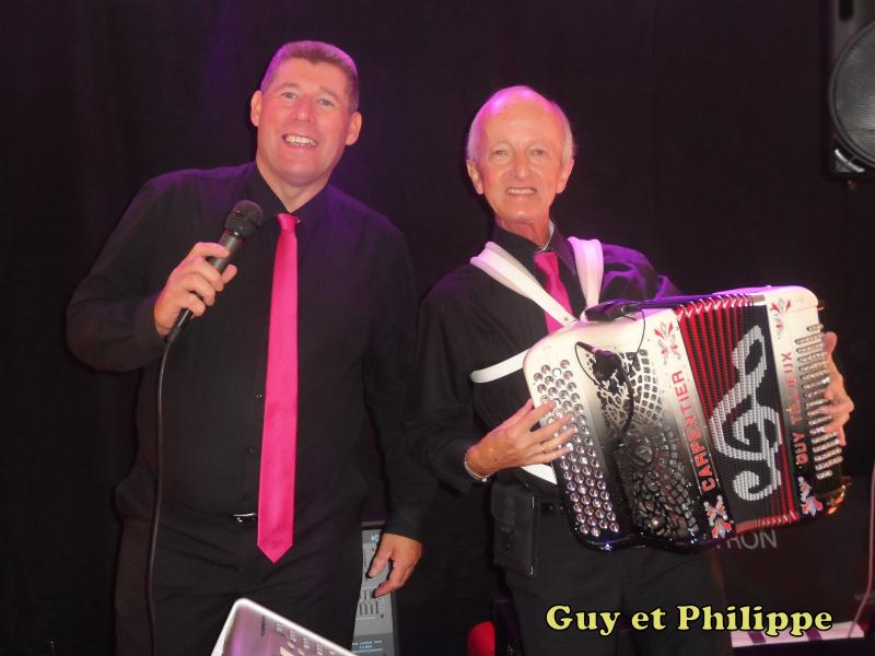 2. Guy et Philippe St Marc 6-8-16