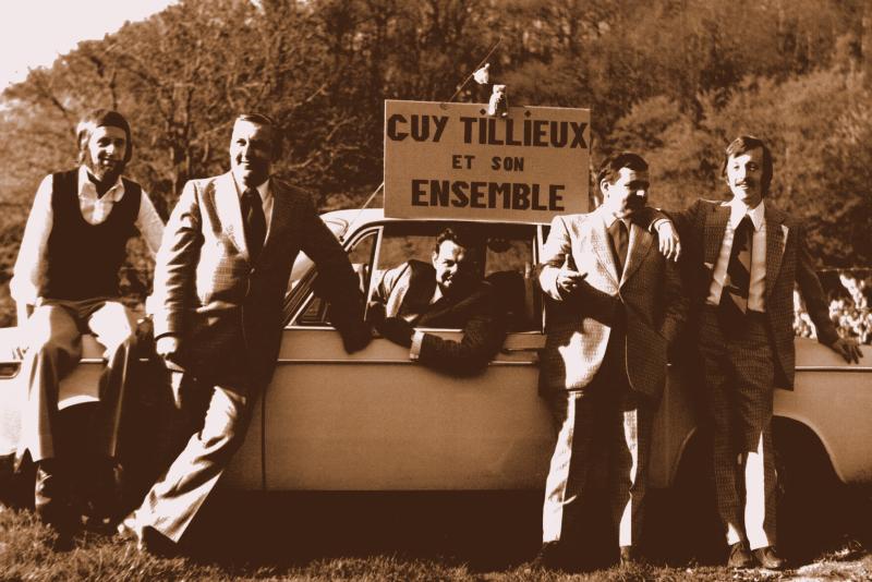 Orchestre Guy Tillieux 1974 extra  - Copie