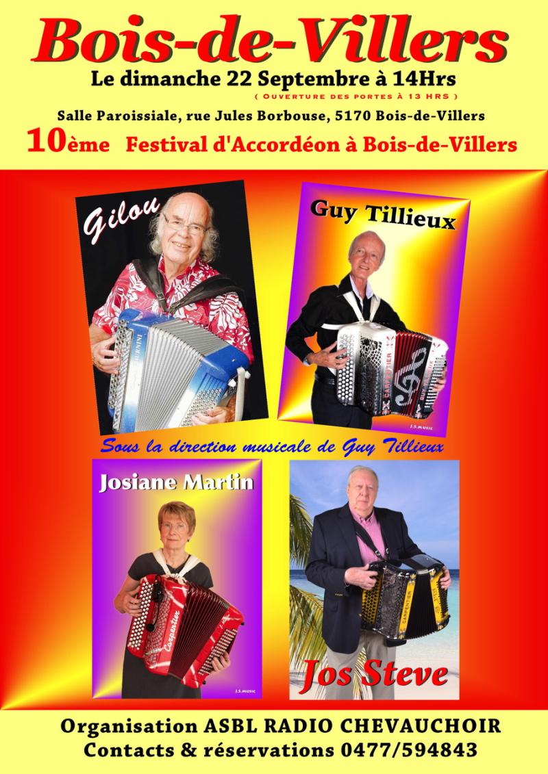 10ème Festival Bois-de-Villers 22-9-19 ok