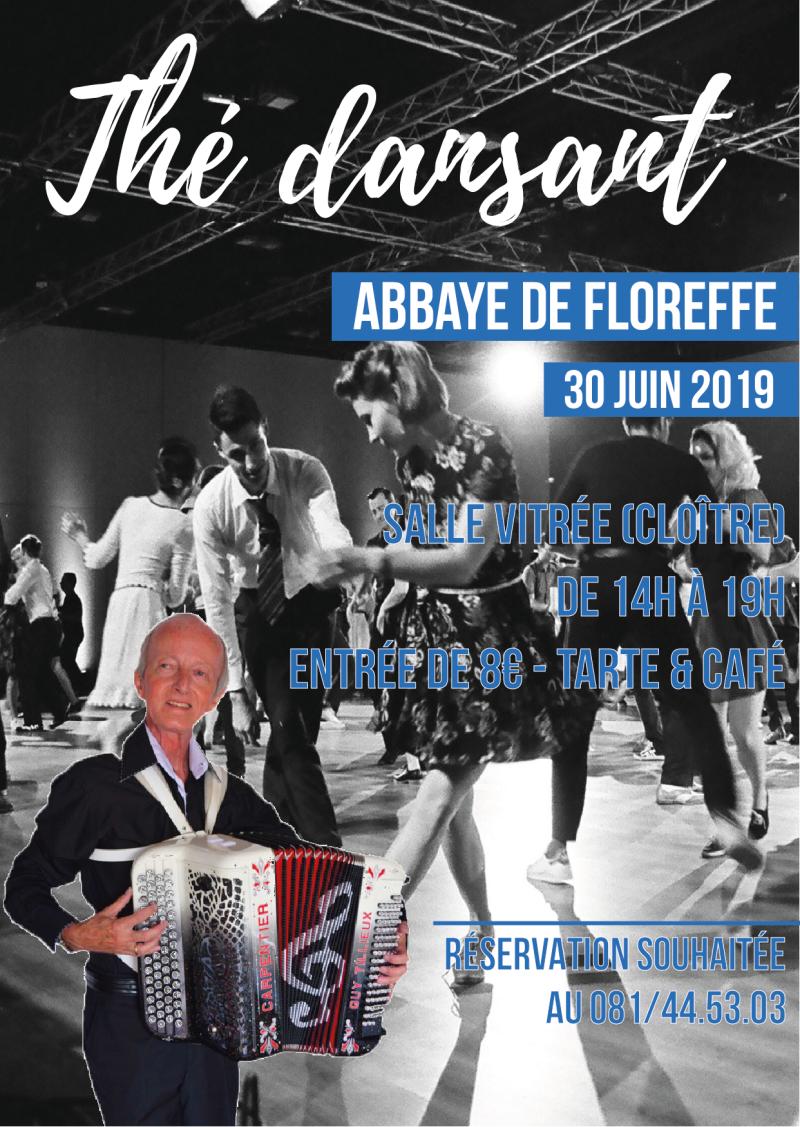 Abbaye Floreffe 30-6-19  Guy TILLIEUX